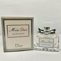 Dior Miss Dior Eau De Toilette Mini Splash 5ml / 0.17 oz.
