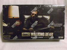 The Walking Dead AMC TV Series Season 3 Part 2 Trading Card Box.  2014 CRYPTZOIC