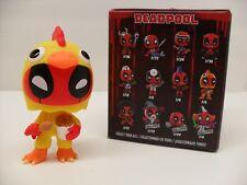 Funko Mystery Minis Bobble-Head Deadpool Playtime Chicken Suit Figure