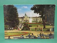 AK Staatsbad Oeynhausen Kurhaus Wandelhalle Park ältere Ansichtskarte von 1969