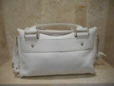 Mulberry Net A Porter Tania White Leather Tote Handbag ed9fb394529c2