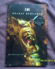 DEARLY BEHEADED-TEMPTATION ltd CD BOOK SLEEVE + BONUS TRACK