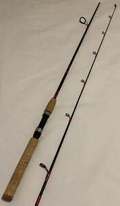 "TAHOE GTX7-345 GTX7 Series 6'6"" 8-14Lb 2-piece IM7 Graphite Spinning Fishing Rod"