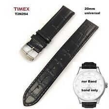 Timex Replacement band T2N294 SL Series Automatic suitable T2M513 T2M514 T2N293