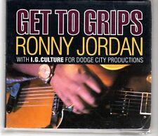 (HI615) Ronny Jordan, Get To Grips - 1992 CD