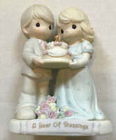 Precious Moments Figurine-Year of Blessings-1996-Licensed Enesco Company-no box