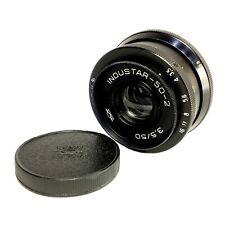 Industar-50-2 f3.5 50mm Manual SLR Lens M42 Bokeh Tessar System KMZ USSR