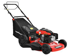 Gas Lawn Mower Self Propelled Outdoor Power Equipment Mulching Cutting System