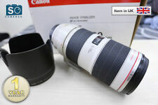 Canon 70-200 mm f/2.8 L IS II USM-originario de Jessops ***