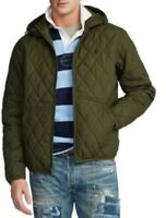Polo Ralph Lauren Men's Quilted Hooded Jacket - Size M