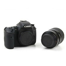 cover Lens Camera Body REAR Cap SONY FOR ALPHA a550 a560 a580 a700 a750 a850 GBM