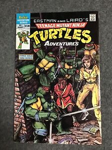 Teenage Mutant Ninja Turtles Adventures #1 1988