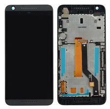 LCD Display Touch Screen Front Frame Assembly For HTC Desire 626S OPM9110 Black