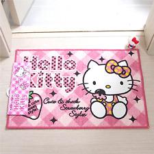Hello Kitty Bath Mat Non Slip Toilet Mat Soft Bathroom - 3