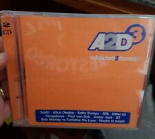 A2D3 Addicted To Dance 3 -  MUSIC CD -FREE POST