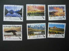 NEW ZEALAND USED SET-2004 TOURISM 1st series SG 2732/7