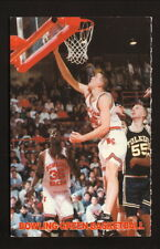 Bowling Green State Falcons--1993-94 Basketball Pocket Schedule--Pepsi