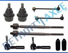Brand New 10pc Complete Front Suspension Kit for 2001-2004 Ford Escape & Tribute