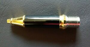 Elysee Spitze gold für Kugelschreiber schwarz