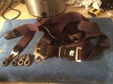 Triumph 1300 FWD Stanpart Front Seatbelts & Fixings Kit Car Classic Car Parts