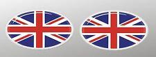 3D Mini Signe Distinctif Angleterre Royaume-Uni Autocollant Voiture Camions Vélo
