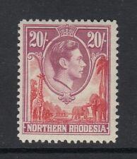 Northern Rhodesia Sc 45 (SG 45), MHR