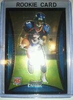 Eddie Royal 2008 Bowman Chrome Rookie card