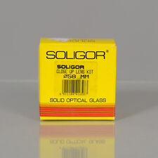 Soligor Close Up Lens Kit 58mm