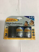 Kodak Advantix High Definition Film