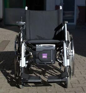 Alber E-Fix E25 Elektrorollstuhl Rollstuhl mit Elektroantrieb Sitzbreite 46