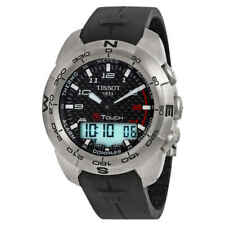 Tissot T-Touch Expert Titanium Analog/Digital Men's Watch T013.420.47.202.00