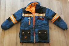 BIG JOS Winter Jacke Gr. 26 146 152 11 -12 J. TOP Blau Wattierung