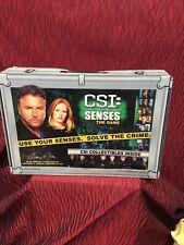 CSI Senses Crime Scene Investigation Board Game
