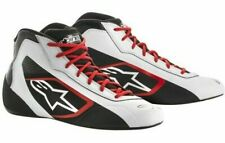 SALE! NEW Alpinestars Tech1 KStart Kart Race Boots EU4 UK7 ref008