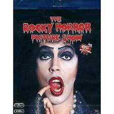 Blu Ray THE ROCKY HORROR PICTURE SHOW (1980) Include Versione Americana Inglese