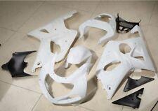Injection Unpainted ABS Fairing Bodywork Kit For Suzuki GSXR1000 2000-2002 01 K1
