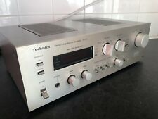 TECHNICS SU-V4 Stereo Integrated Amplifier (1980-81) Vintage Made in Japan