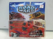 Hot Wheels Road Wars Kng Rex Maniax Vehicle with working Catapult