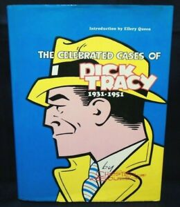 The Celebrated Cases of Dick Tracy 1931-1951
