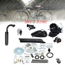 Kit Motor de Gasolina de Actualizar Bicicleta Regular a Motorizada 50cc 2 Stroke
