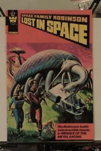 Space Family Robinson, Lost in Space on Space Station One #55 (Mar 1981, Western