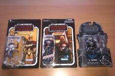 STAR WARS Darth Malgus ARC Trooper Lot VC Vintage Collection 54 96 4 Black Serie