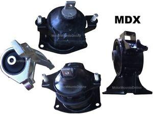 9R3551 4pc Motor Mounts fit 2007 - 2009 Acura MDX 3.7L Engine AUTO Trans Mounts