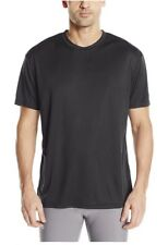 Craft Men's Essential Tee Shirt for Athletic Performance, Moisture Wicking Large