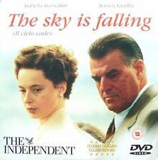 THE SKY IS FALLING - IL CIELO CADE PROMO DVD /ISABELLA ROSSELLINI, JEROEN KRABBE