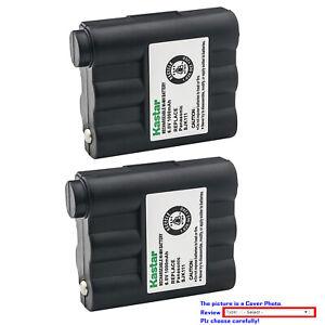 Kastar 1000mAh Ni-MH Battery for Midland BATT5RX BATT-5RX AVP-17 AVP17 XT511