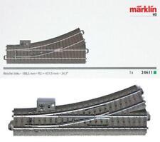 Märklin 24611 H0 - Weiche Links fürs C- Gleis NEU & OvP