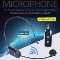 2.4G Wireless Tie Clip Microphone Lavalier Lapel MIC Mobile Phone Wireless New K