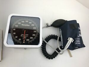Welch Allyn 7670-01 Mounted Gauge and FlexiPort Blood Pressure Cuff Adult 11