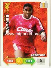 Adrenalyn XL Liverpool FC 11/12 - #108 John Barnes - Legends